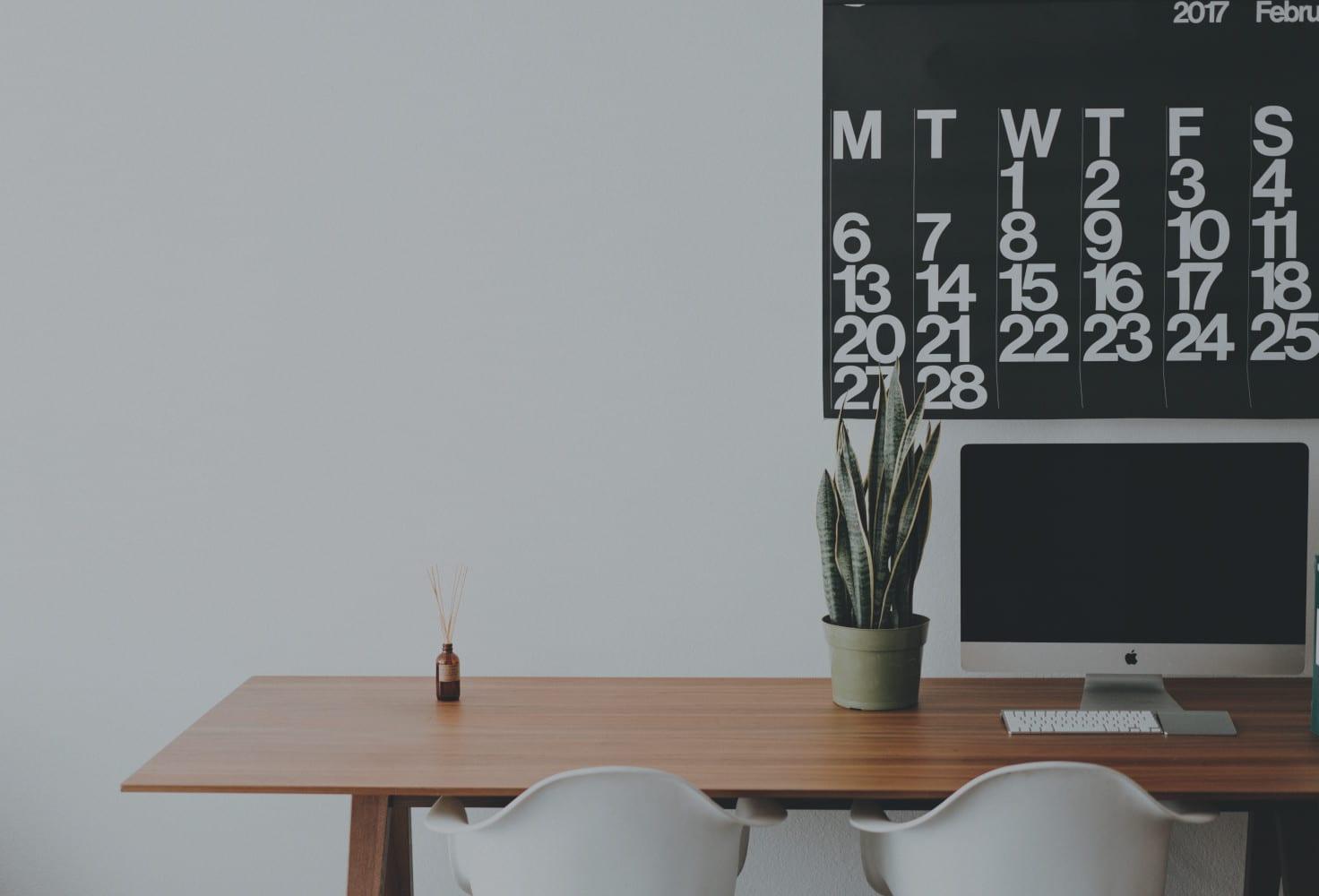 Calendar Management Tips for 2020