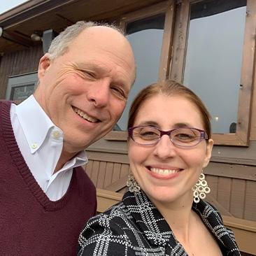 Case Study: Matt Christ and Orsolya Herbein